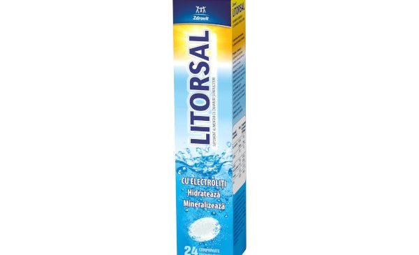 Potolește-ți setea de vară cu Litorsal!
