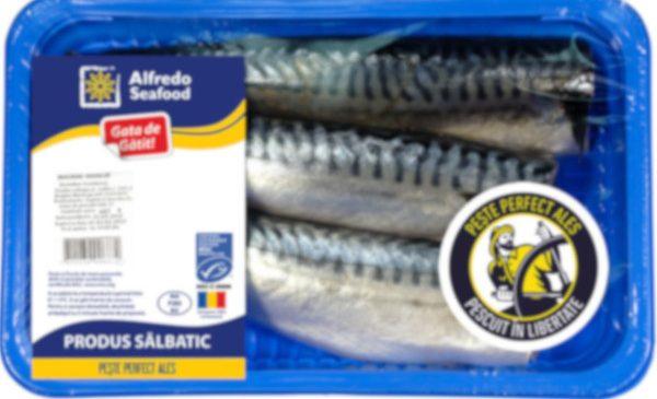 Certificarea MSC urmărește traseul peștelui sălbatic, de la sursă până în magazin