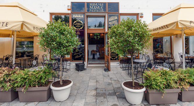 Grupul City Grill se extinde în zona de retail cu Prăvălia lui Manuc, dedicată produselor românești