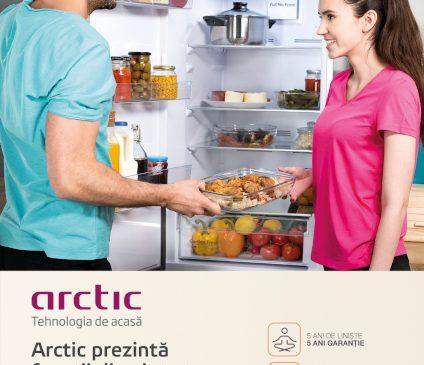 """""""Arctic prezintă funcții din viața ta"""" printr-o nouă campanie de imagine"""