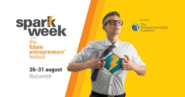 Bursele Founders by BT susțin 8 liceeni ambițioși să participe la Spark Week, primul festival de antreprenoriat din România