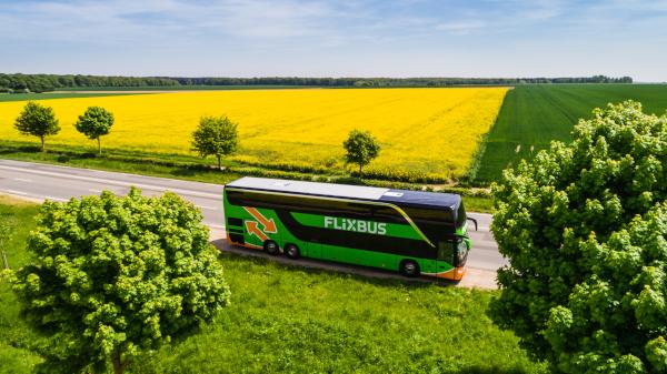 Studiu FlixBus Sustenabilitate