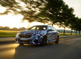 Primul BMW Seria 2 Gran Coupé alege o costumaţie neobişnuită pentru faza finală de teste