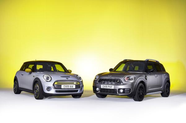 The new MINI Cooper SE and MINI Cooper SE Countryman ALL4