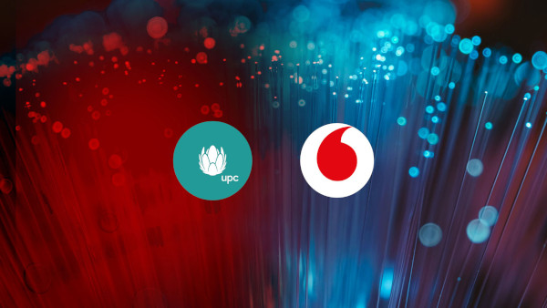 Together Vodafone Group si Liberty Global