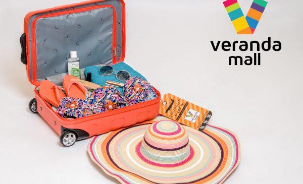 Valiza de vacanță Veranda Mall este plină cu reduceri vara aceasta