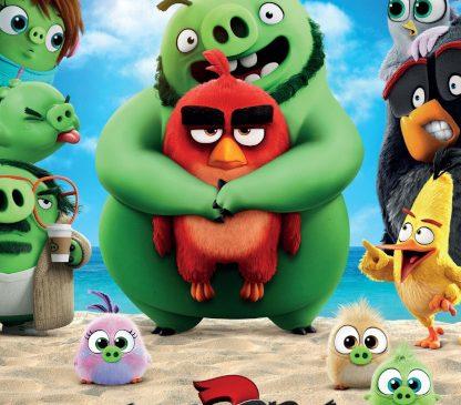 """""""Angry Birds 2"""" – mai furioase și mai comice ca oricând"""