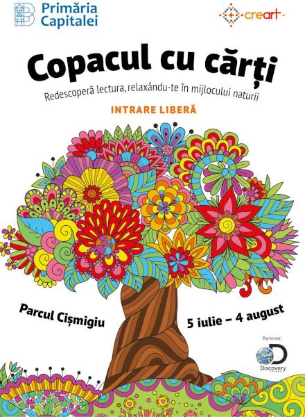 afis Copacul cu Carti 2019 1