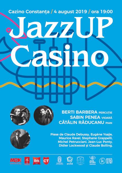afis JazzUp Casino