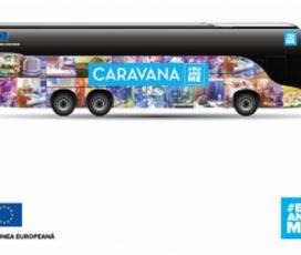 Pe 26 iulie, dăm startul caravanei #EUandME