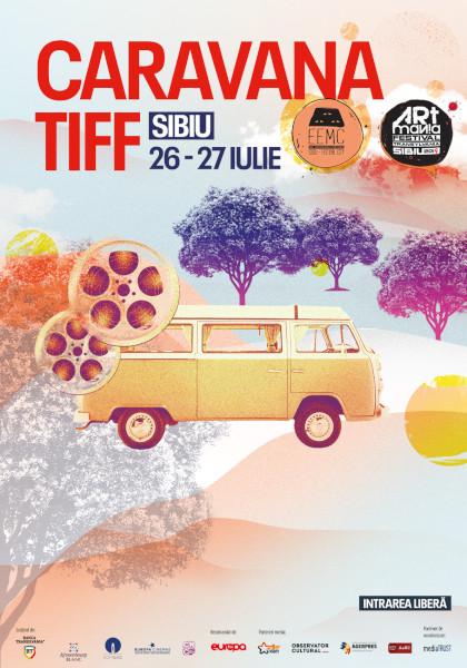 caravana TIFF Sibiu 2019