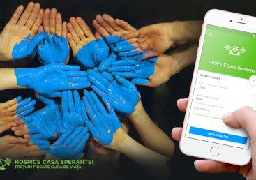 Utilizatorii mobilPay Wallet pot susține demersurile HOSPICE Casa Speranței prin donații direct în aplicație