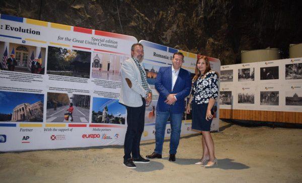 Expoziţie de fotografie din arhiva AGERPRES, în premieră la Salina Praid