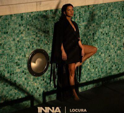 """INNA lansează """"Locura"""" cu videoclip filmat în casa lui Ceaușescu"""