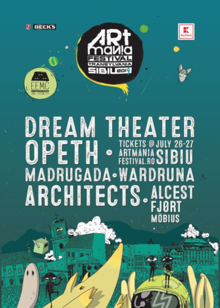 poster ARTmania Festival 2019