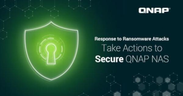 Răspunsul la atacurile Ransomware: Luați măsuri pentru a asigura securitatea serverelor NAS QNAP