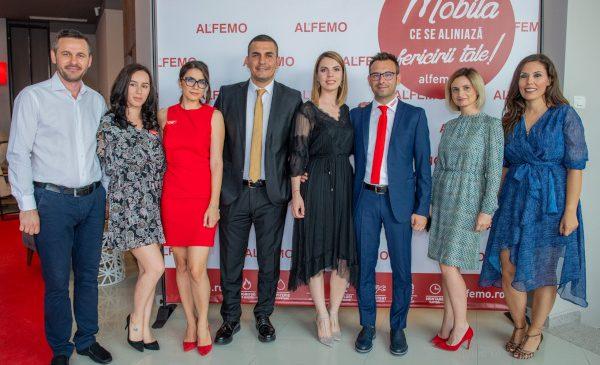 Brandul Alfemo a celebrat succesul showroom-ului din Bucuresti alaturi de jurnalisti, vedete, clienti si parteneri