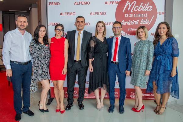 succesul showroomului Alfemo Bucuresti