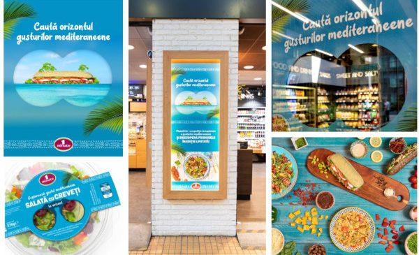 """pastel dezvoltă campaniile tematice ale lanțului """"1 Minute"""", conceptul de retail al grupului Lagardère Travel Retail România"""