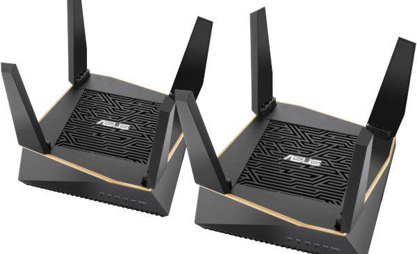 ASUS lansează AiMesh AX6100 Wi-Fi, un sistem cu două routere RT-AX92U