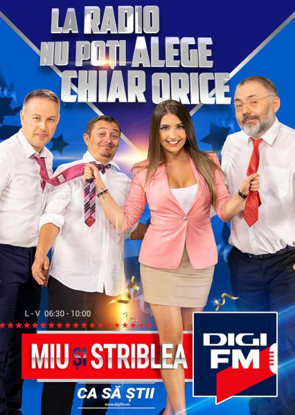 Alege Matinal Digi FM