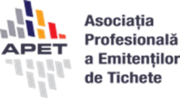 APET - Asociatia Profesionala a Emitentilor de Tichete logo