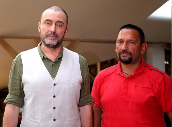 Cătălin Ştefănescu şi Traian Berbeceanu