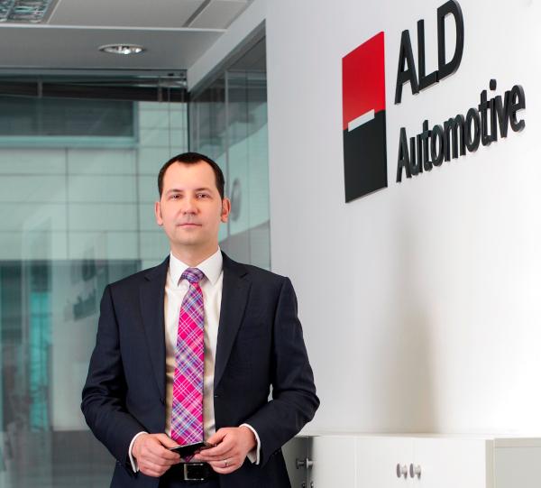 Cătălin Olteanu, Director Comercial ALD Automotive