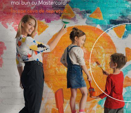 """Mastercard și Dedeman lansează o campanie dedicată plăților electronice în magazine, ca parte a platformei Mastercard """"Construiește un Viitor Mai Bun"""""""