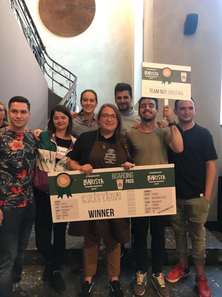 Castigatoare Starbucks Barista Championship 2019