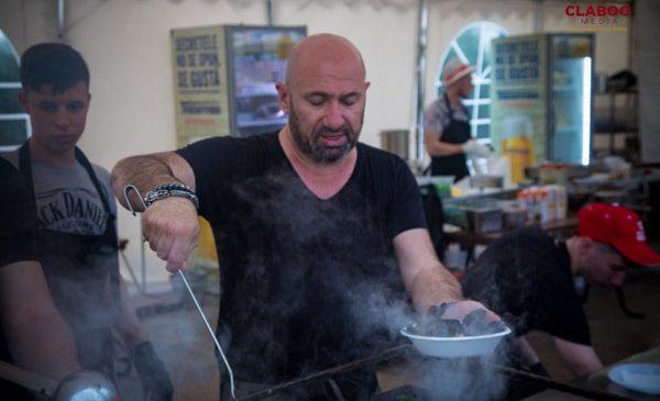 Chef Scărlătescu organizează ediția de toamnă a Festivalului Scoicilor