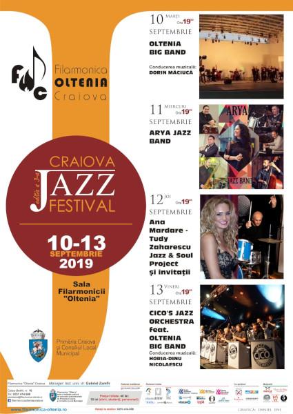 Craiova Jazz Festival 2019