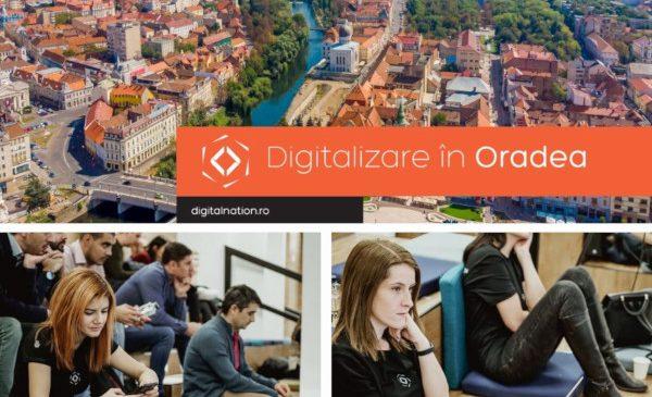 Oradea a fost ales cel de-al treilea oraș în cadrul proiectului de digitalizare Generația Tech