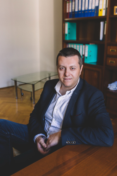 George Hagivreta, co-fondator și COO al MEDIjobs