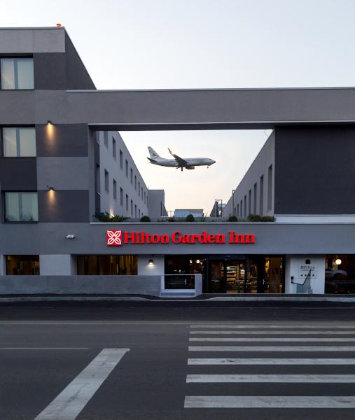 Hilton Garden Inn in Aeroportul Henri Coanda