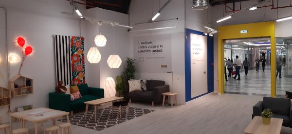 IKEA, Punctul de colectare a comenzilor online Mall Plaza Bucuresti