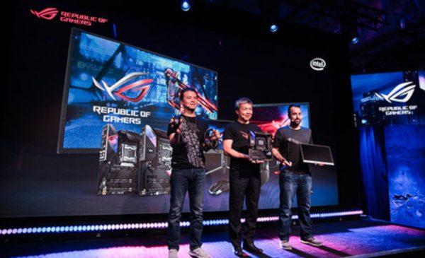 ASUS Republic of Gamers a prezentat noi produse de gaming în cadrul evenimentului Intelligent Evolution de la Gamescom 2019