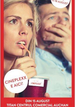 Cineplexx Titan așteaptă peste 1.500 de vizitatori în ziua lansării