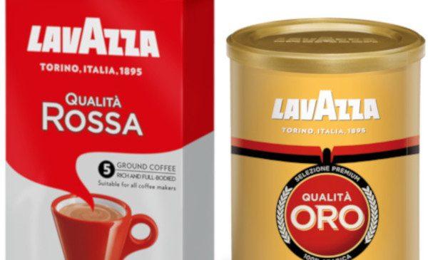 Băuturi răcoritoare cu cafea Lavazza