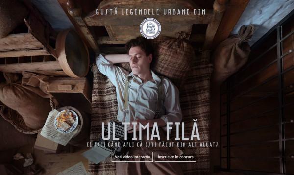 Legende Urbane - Ultima Fila