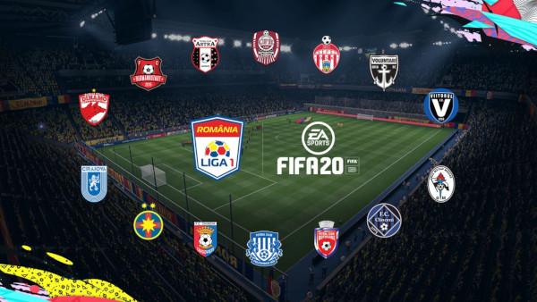 Liga I FIFA20