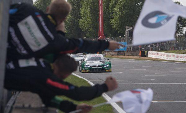 Marco Wittmann a obţinut pole position şi victoria pentru BMW în cursa DTM de sâmbătă de la Brands Hatch