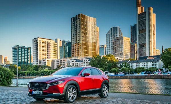 Noua Mazda CX-30: Design elegant și atitudine îndrăzneață