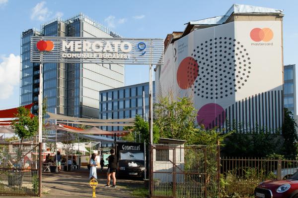 MercatoComunale, Mastercard