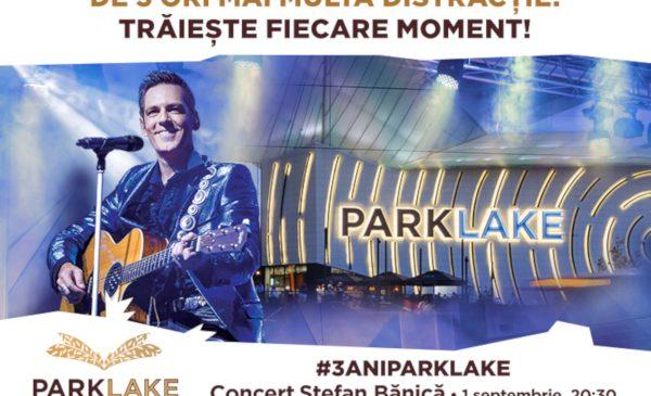 În septembrie ai de trei ori mai multă distracție, la ParkLake Shopping Center