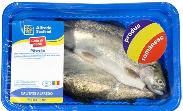 Crapul este cel mai bine vândut pește românesc, cu circa 10.000 tone comercializate anual pe piața locală