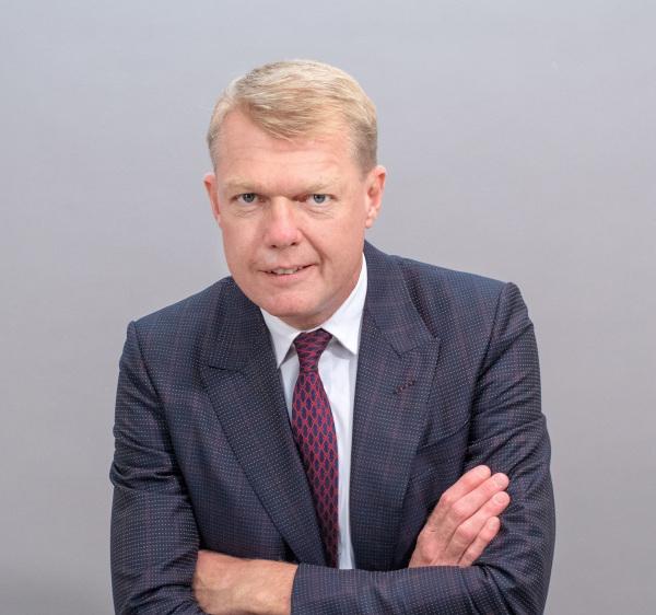Remon Vos, CEO CTP