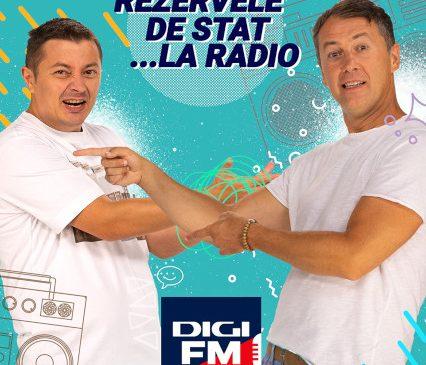 Bogdan Ciuclaru și Nono Semen sunt rezervele de stat… la Radio