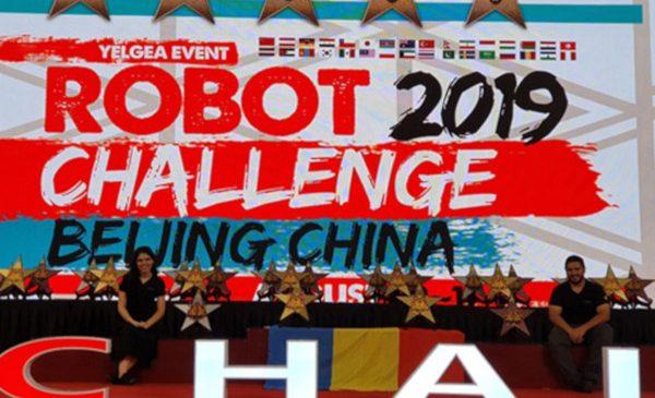 RobotChallenge 2019 Beijing