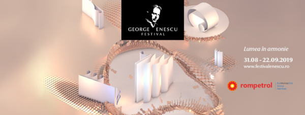 De astăzi, în benzinăriile Rompetrol se ascultă muzica Festivalului George Enescu